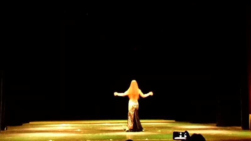 Светлана Ротай Гала-концерт на Открытом чемпионате республики по восточным танцам и танцам народов мира Жемчужина Востока 2019