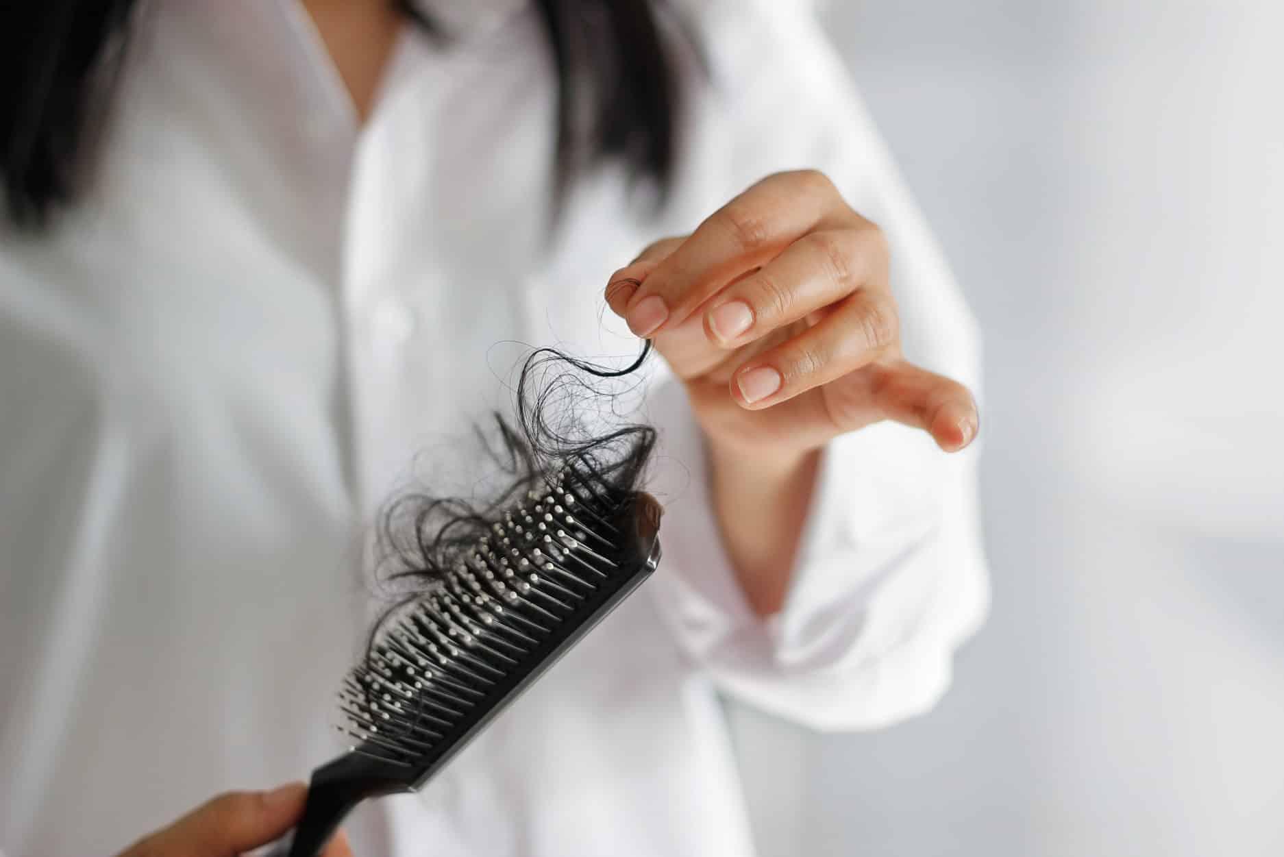 Смена волос на голове - это цикличный процесс