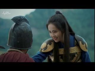 Untouchable lovers. Bai Lu. Недосягаемые влюблённые 17 серия. Бай Лу.