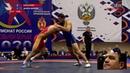 ЧР по вольной борьбе 2020. Финал 125 кг. Алан Хугаев - Шамиль Шарипов.