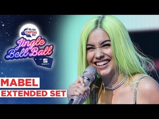 Mabel - Extended Set (Live at Capital's Jingle Bell Ball 2019)   Capital