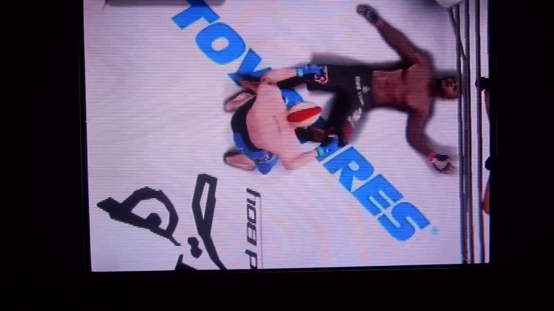 11DeadFace.Pride.Jens Pulver beats and knocks out Melvin Guillard