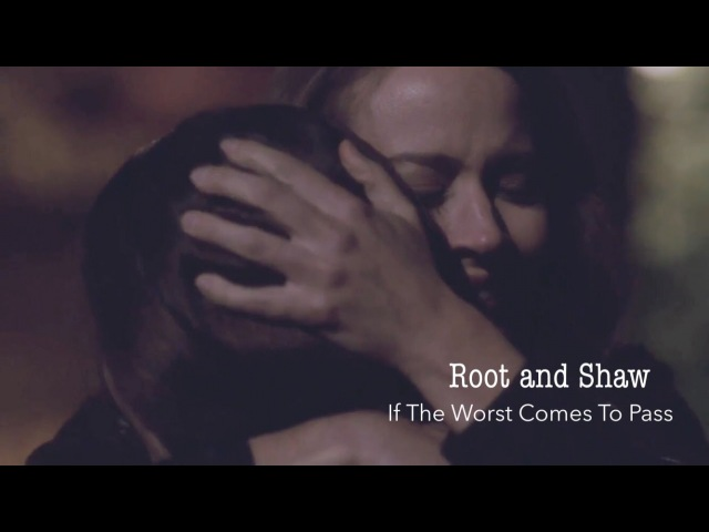 Root and Shaw | If The Worst Comes To Pass | Shoot | Forever Unapologetic
