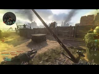 Just some Dark Souls 4 Gameplay, nothing to see here. COD WWII