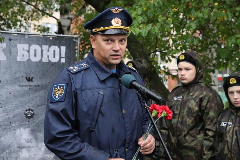 В Архангельске отметили День танкиста, изображение №1