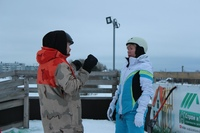 ШКОЛА сноубординга ENSO продолжает свою работу