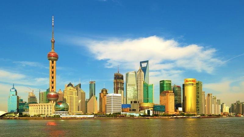 Шанхай I Лучшие путешествия I Страны Тихоокеанского бассейна