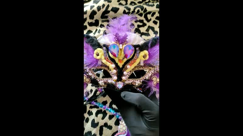 Конкурс Венецианский карнавал №16 Комплект В ожидании карнавала