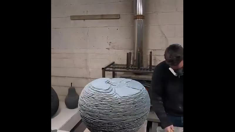 🔥 100 000 ударов🔨 для создания скульптуры 🍏 Скульптура создаётся из натурального камня и простоит сотни лет👍🏻