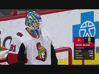 NHL 2018-2019 / RS /  / Ottawa Senators vs Carolina Hurricanes