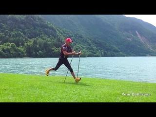Nordic Walking - la tecnica  di  Pino Dellasega