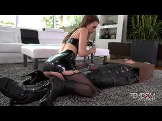 [femdomempire.com] jill kassidy - chastity sex denial [femdom, stockings, licking, facesitting, bondage, masturbation, 1080p]