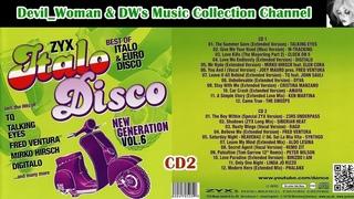 ZYX ITALO DISCO NEW GENERATION,  - CD2 (2015) [Italo-Disco] - ORIGINAL CD