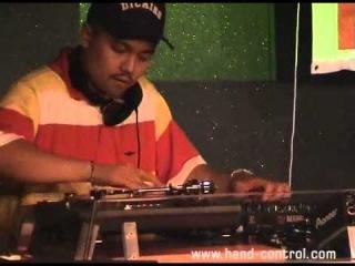 DJ D-Styles Freestyle Scratch