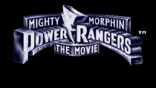 SEGA MD - Mighty Morphin Power Rangers - The Movie - (Без комментариев)
