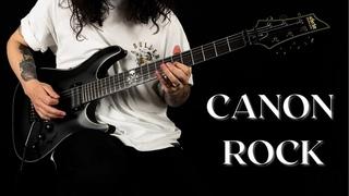 Canon Rock - Jake Parker (Guitar Cover 2020)