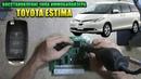 Восстановление чипа иммобилайзера Toyota Estima