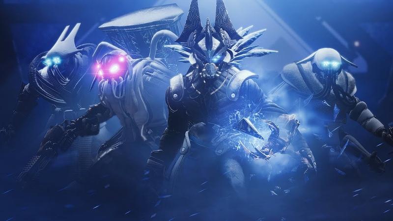 Destiny2 За гранью Света анонс сюжетной кампании RU