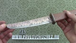 Выпуск № 86, 2021. Ножи от Мастерской Алексея Федотова.