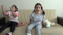 Bebişler sihirbazlık yapmaya kalkışırsa! Komik Bebek Skeci kids Habibe Rüya Ayşegül İki Kız Kardeş