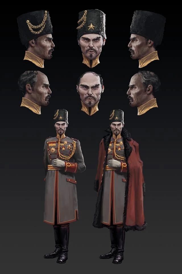 Арты с изображением Льва Зубова
