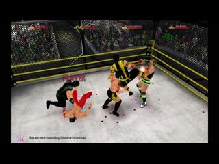 NXT North American Championship Elimination Chamber