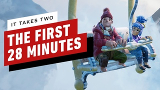 The First 28 Minutes of It Takes Two