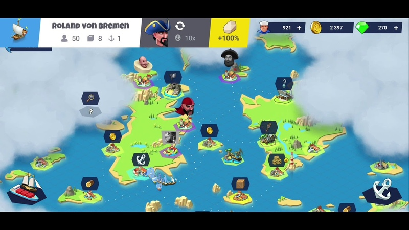 Seaport - Explore, Collect Trade Iphone/Ipad/Android Gameplay 70 1080p