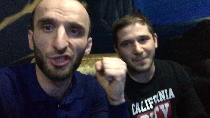 Омар Алибутаев bboy RusoN