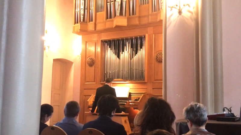 Орган-4,концерт в филармонии,Д.Г,Ирк-к.