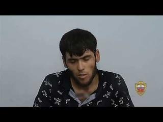 Полное видео допроса задержанных по делу об убийстве мастера спорта по борьбе Чуева