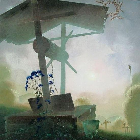 Андрей Выстропов родился в декабре 1961 года в Волгограде. Живописью заинтересовался в юности. В 1979 году поступил в Ленинградский педагогический университет на художественно-графический факультет. Проучившись три года, Андрей был принят без вступительны
