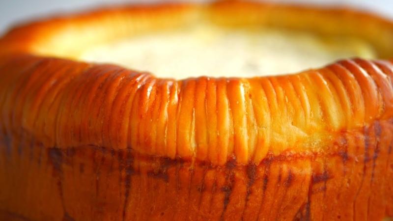 Пирог с творогом Pasca