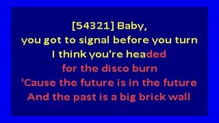 Electric Six -  Future Is In the Future (karaoke)