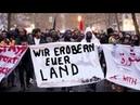 Dieses Video über Aggressive Flüchtlinge darf in min 14 Ländern NICHT GEZEIGT Werden