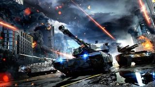 Armored Warfare : ЧАШЕЧКА КАПУЧИНО ПРИВЕТ ИЗ КУСТОВ