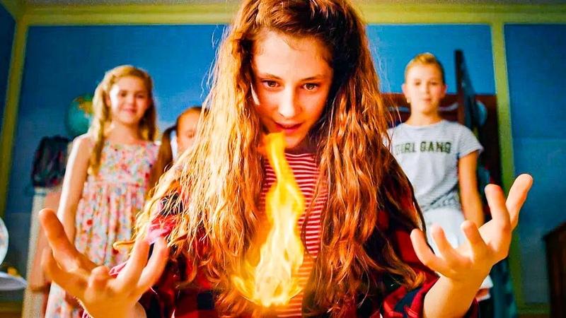 Маленькие волшебницы 😎 Русский трейлер 😎 Фильм 2021