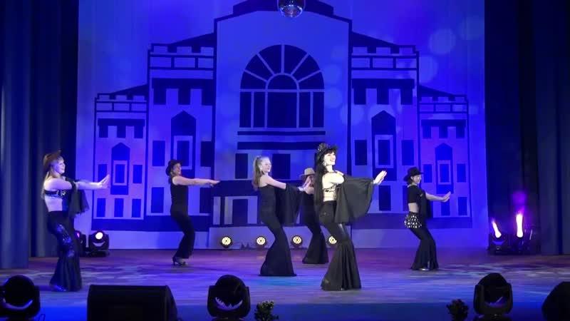 La cumbia loca кумбия, ансамбль В Мире Танца 7.12.19 сольный концерт