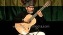 Pirai Vaca plays Bolivian music, ' The Angel of Rain'