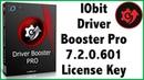 IObit Driver Booster Pro 7 2 0 601 License Key