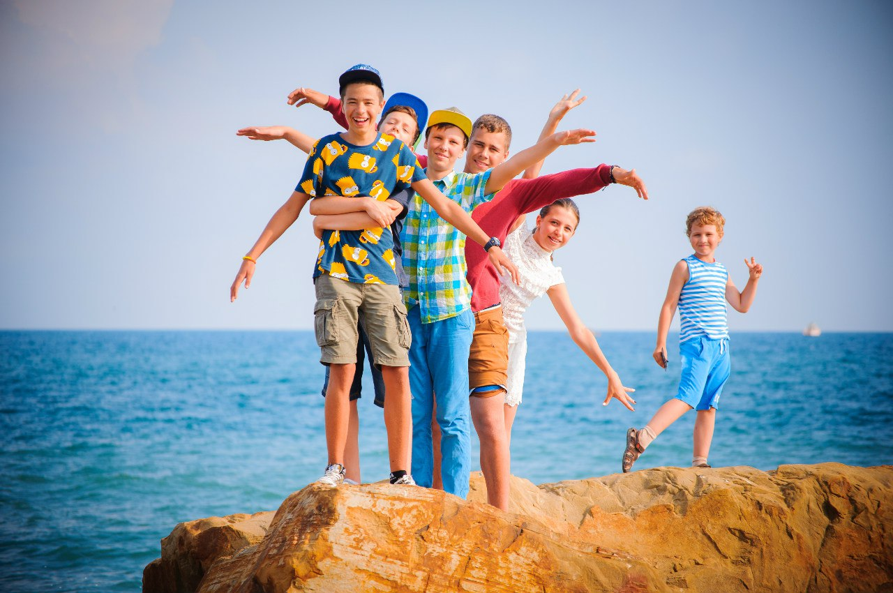картинка на тему каникулы за границей модерн
