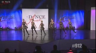 ALDC Maddie Ziegler Mackenzie Ziegler Brooke Kosinski - Tap Bossanova Baby - The Dance Awards 2015
