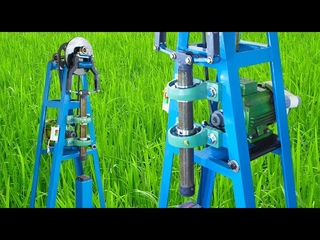 Building a Power Hammer Machine || DIY || Sek Austria