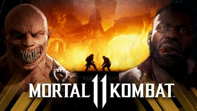 Mortal Kombat 11 Baraka Vs Jax Very Hard