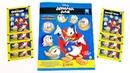 ДОНАЛЬД ДАК 2021! Альбом для наклеек PANINI УТИНЫЕ ИСТОРИИ мультики Disney Donald Duck unboxing