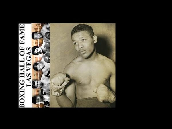 Sugar Ray Robinson Scores KO Robert Villemain This Day December 22 1950 смотреть онлайн без регистрации
