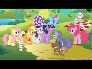 "My Little Pony: Friendship is Magic -- ""Maud Pie"" Preview Via Entertainment Weekly"