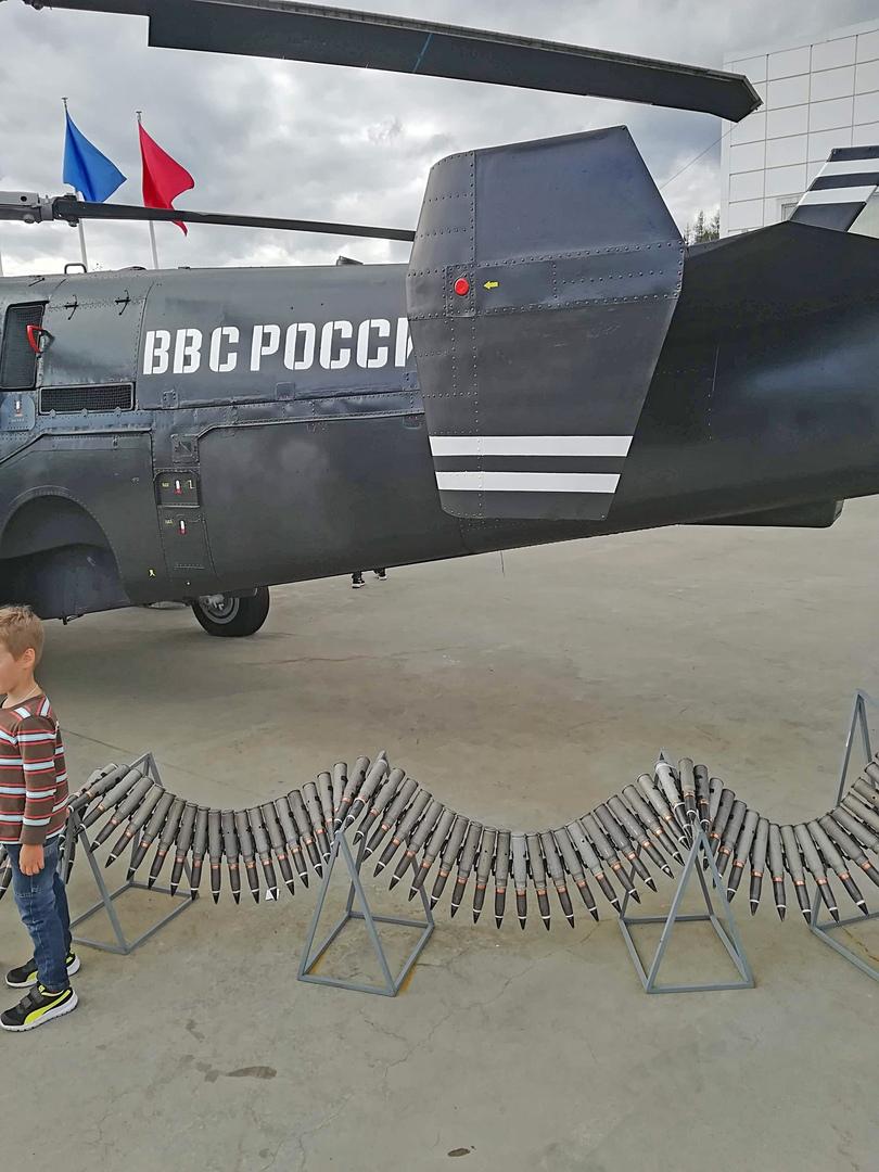"""МЕЖДУНАРОДНЫЙ ФОРУМ """"АРМИЯ-2020», изображение №16"""
