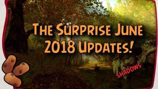 Guild Wars 1 - New Max FoV Increase, Quadruple Dynamic Shadows, Pre-Searing Changes & More
