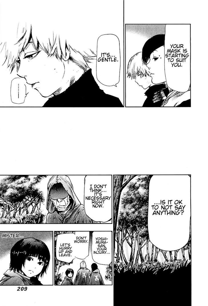 Tokyo Ghoul, Vol.8 Chapter 79 New Light, image #15